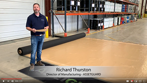 Custom GROUNDGUARD products to fit your needs