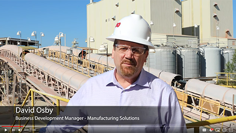 CARBO's Manufacturing Solutions with Dave Osby
