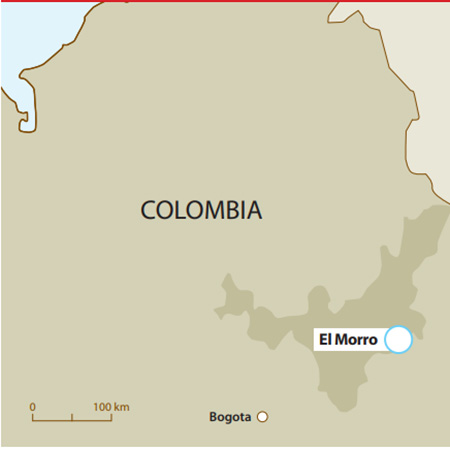 KRYPTOSPHERE LD helps enhance production in high-stress Colombia well
