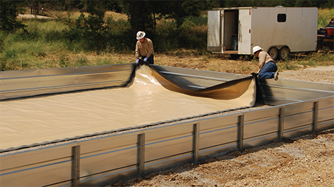 Spill Containment & Pond Liners