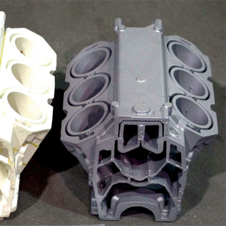 Casting defects eliminated, saving a billion-dollar casting project